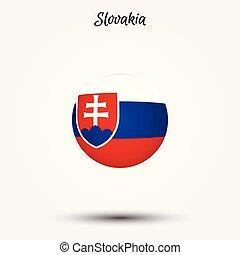 Flag of Slovakia icon