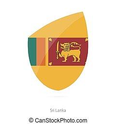 Flag of Sri Lanka.