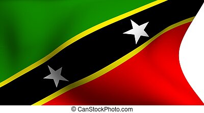 Flag of St. Kitts and Nevis