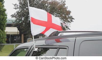 Flag of St.George.