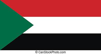 Flag of Sudan