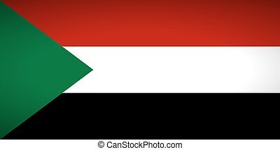 Flag of Sudan.