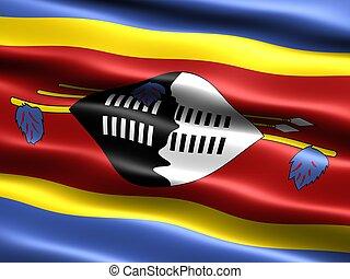 Flag of Swaziland
