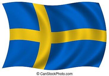 Flag of Sweden
