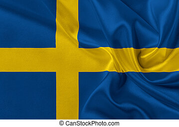 Flag of Sweden.