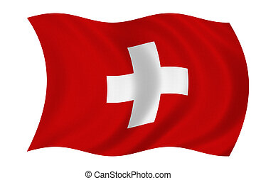 Flag of Swiss
