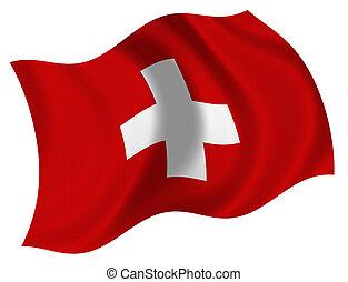 Flag of Swiss