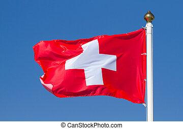 Flag of Switzerland