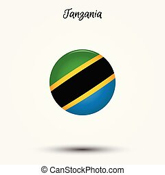 Flag of Tanzania icon