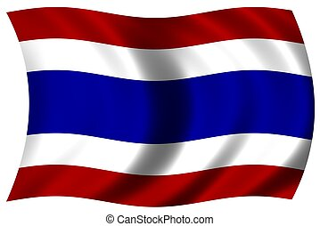 Flag of Thailand