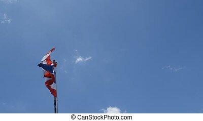 Flag of Thailand (Siam)