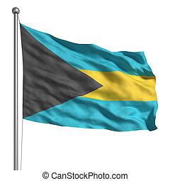 Flag of the Bahamas