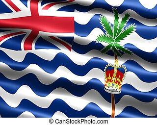 Flag of the British Indian Ocean Territory (United Kingdom)