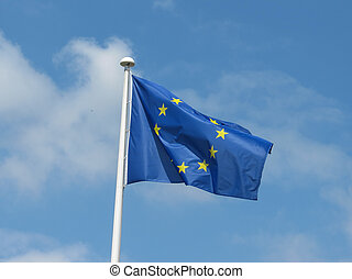 flag of the European Union (EU)