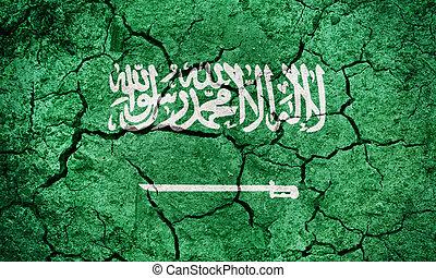 Flag of the Kingdom of Saudi Arabia
