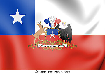 Flag of the President of Chile