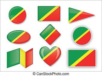 flag of the Republic of Congo