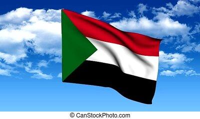 Flag of the Republic of Sudan