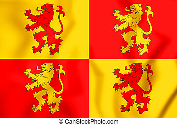 Flag of the Sons of Glyndwr
