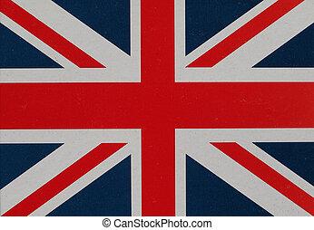 Flag of the United Kingdom aka Union Jack