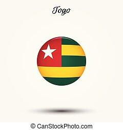 Flag of Togo icon
