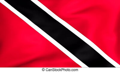Flag Of Trinidad and Tobago - Developing the flag of...