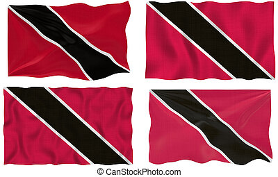 Flag of Trinidad, Tobago