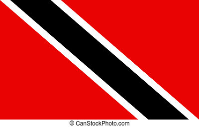 Flag of Trinidad Tobago - Trinidad tobago flag