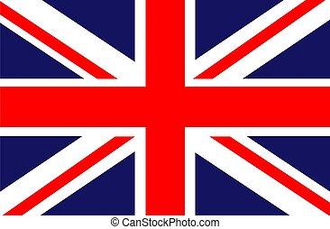 Flag of UK - Official flag of UK nation