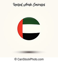 Flag of United Arab Emirates icon