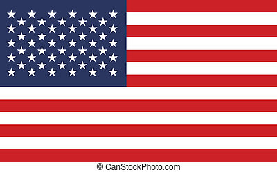 american flag set rectangular waving and circle us flag united rh canstockphoto com US Flag Vector Black american flag circle vector