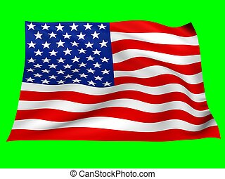 Flag of USA