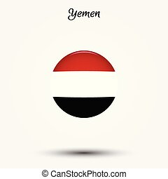 Flag of Yemen icon