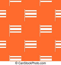 Flag pattern seamless