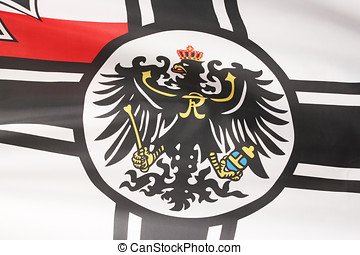 flag - The Imperial War Flag