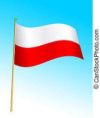 Flag - Poland 2
