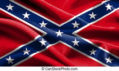 flag., rebelle