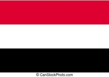 Flag rectangular shape