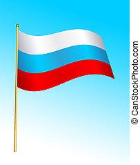 Flag - Russian 2