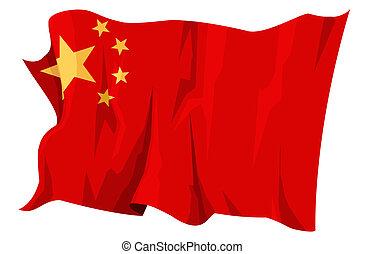 Flag series: China