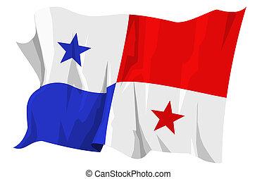Flag series: Panama