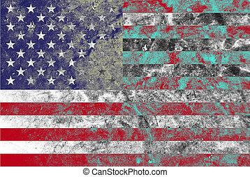 flag usa.