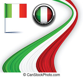 flag., włoski