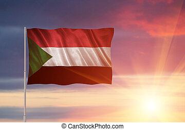 Flag of the Sudan