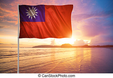 Flag of the Taiwan