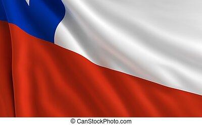 flagga, chile
