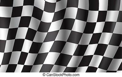 flagga, lopp, design, bakgrund, sport, tävlings-, 3