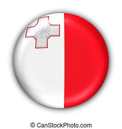 flagga, malta