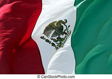 flagga, mexikanare