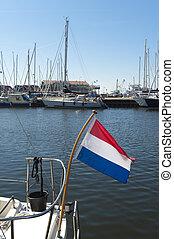 flagga, nederländsk